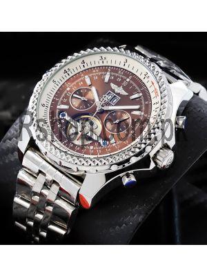 Breitling Bentley Motors Tourbillon Watch Price in Pakistan
