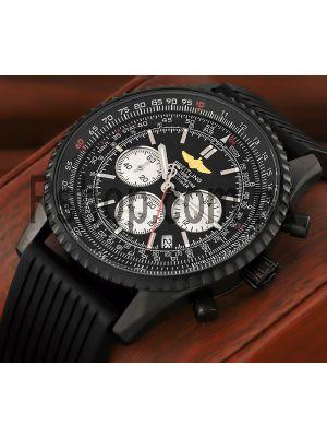 Breitling Navitimer Cosmonaute Blacksteel Watch Price in Pakistan