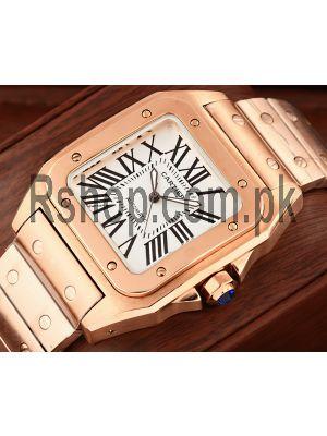 Cartier Santos de Cartier Watch Price in Pakistan