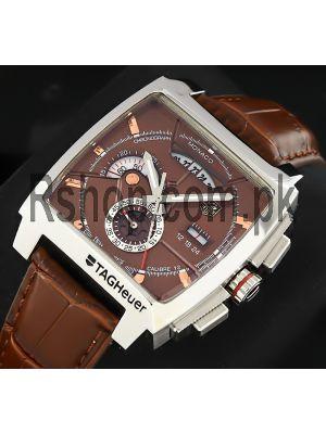 Tag Heuer Monaco LS Calibre 12 Watch Price in Pakistan
