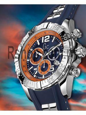 Gc Sport Racer chronograph Blue Watch Price in Pakistan