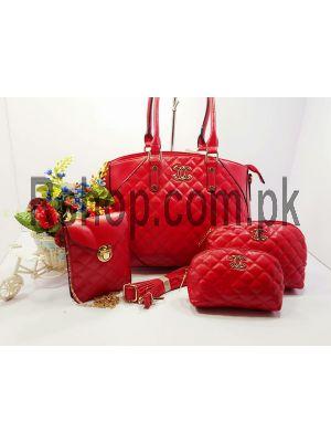 Chanel  Ladies Leather Handbag  Price in Pakistan