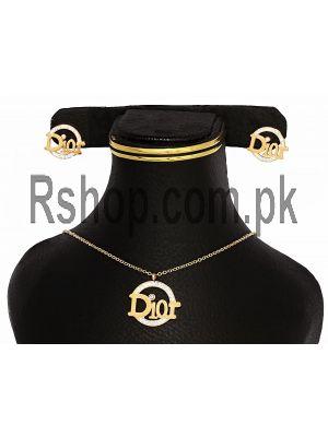 Dior Fashion Jewelry Set Price in Pakistan