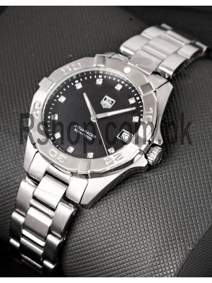 TAG Heuer Aquaracer Lady Black Dial Watch Price in Pakistan