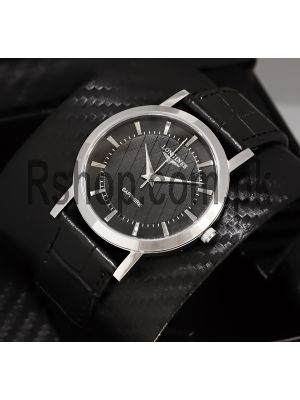 Longines Conquest Classic Black Dial Watch Price in Pakistan