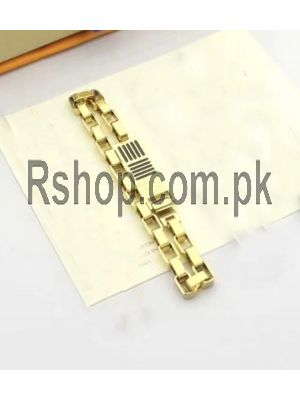 Louis Vuitton Chain Damier Metal Bracelet ( High Quality ) Price in Pakistan