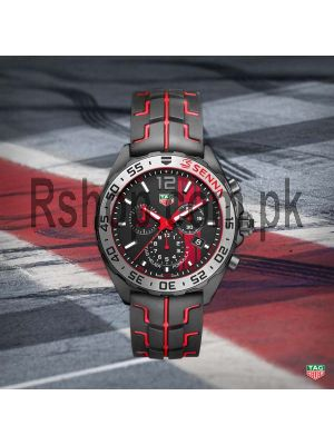 TAG Heuer Formula 1 Senna Special Edition Men's Watch Price in Pakistan