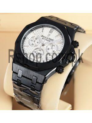 Audemars Piguet Royal Oak Chronograph Black Watch Price in Pakistan