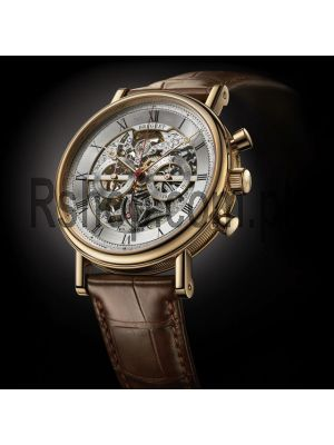 Breguet Classique Chronograph Watch Price in Pakistan