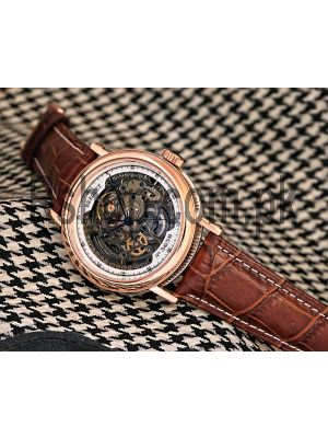 Breguet No-3658 Skeleton Automatic Watch Price in Pakistan