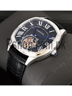 Cartier Drive De Cartier Tourbillon Watch Price in Pakistan