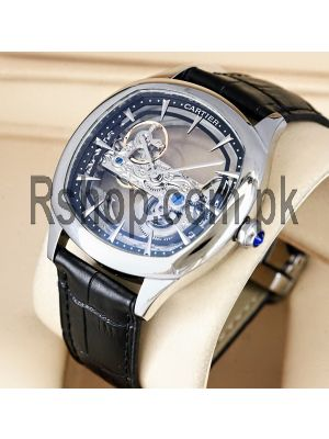 Cartier Transparent Dial Watch Price in Pakistan