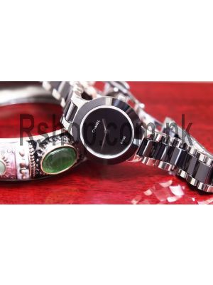 Chanel Black Watch For Ladies Price in Pakistan