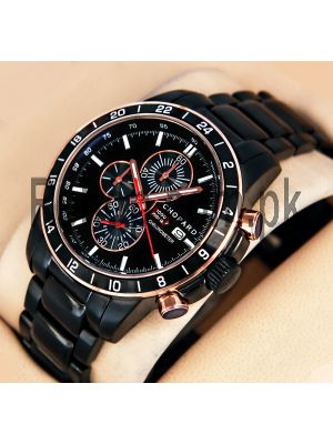 Chopard Mille Miglia Black Watch Price in Pakistan