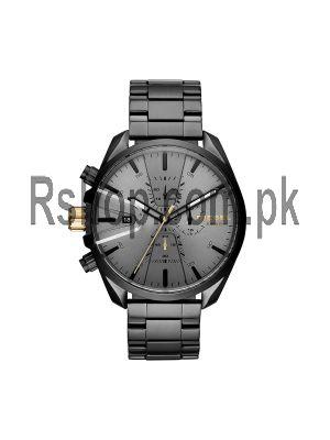 Diesel Men's Ms9 Chrono Quartz Gunmetal Watch DZ4474 Price in Pakistan