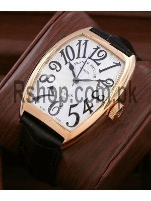Franck Muller Cintree Curvex Watch Price in Pakistan