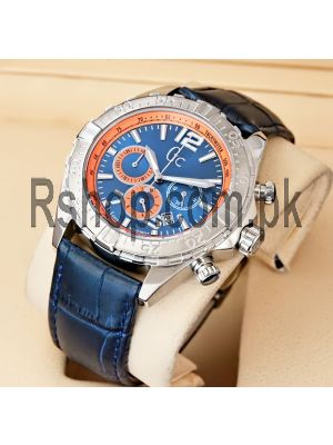 Gc Sport Racer Chronograph Blue Watch Price in Pakistan