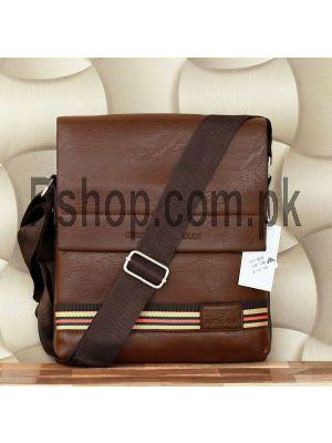 Giorgio Armani Mens Leather Bag  Price in Pakistan
