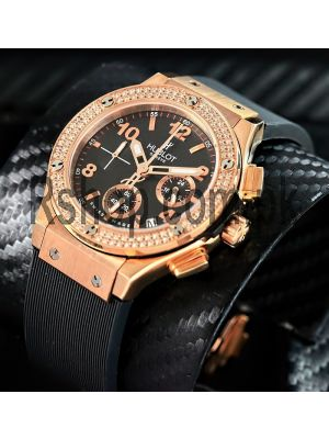 Hublot Big Bang Evolution Chronograph Ladies Watch Price in Pakistan