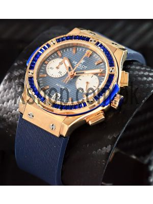 Hublot Classic Fusion Blue Ladies Watch Price in Pakistan