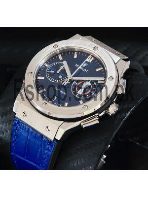 Hublot Classic Fusion Chronograph Blue Watch Price in Pakistan
