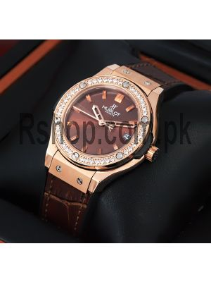 Hublot Classic Fusion Ladies Watch Price in Pakistan