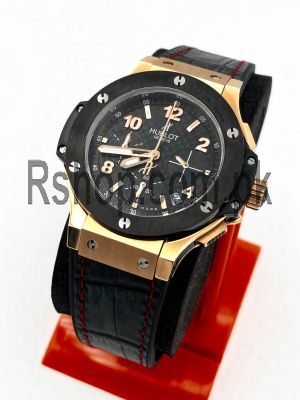 Hublot Big Bang Diamond Bezel Watch Price in Pakistan