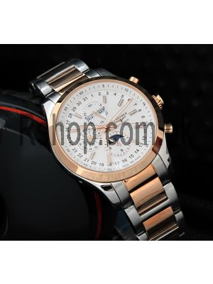 Longines Conquest Classic Moonphase Two Tone Watch  Price in Pakistan