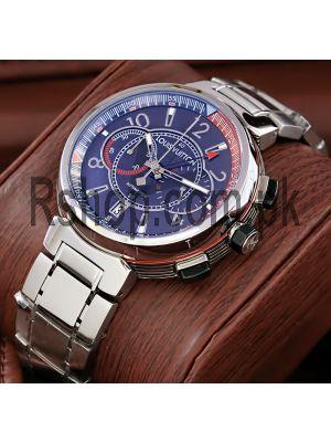 Louis Vuitton Tambour Working Chronograph Watch Price in Pakistan