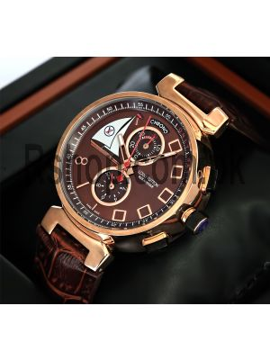 Louis Vuitton's Tambour Spin Time Regatta Watch Price in Pakistan