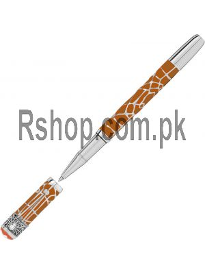 Montblanc Heritage Collection Rouge et Noir Spider Metamorphosis Coral Rollerball Pen Price in Pakistan