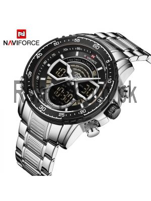 NAVIFORCE 9189 Men Military Sport Wrist Watch Price in Pakistan