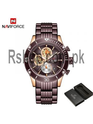 NaviForce NF9173 Business Edition Luxury Chronograph Watch Price in Pakistan