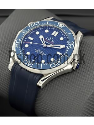 Omega Seamaster Professional Co Axial Chronometer Blue Watch Price in Pakistan