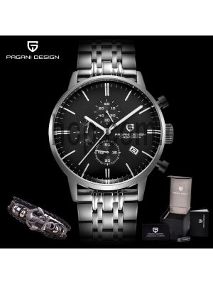 PAGANI DESIGN Brand Luxury Men Watch  Price in Pakistan