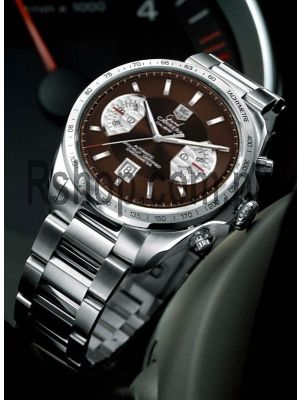 Tag Heuer Grand Carrera Calibre 17 Watch (Swiss Quality) Price in Pakistan