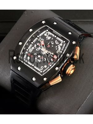 Richard Mille RM 011 Watch Price in Pakistan