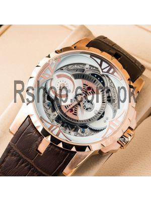 Roger Dubuis Excalibur Quatuor Watch Price in Pakistan