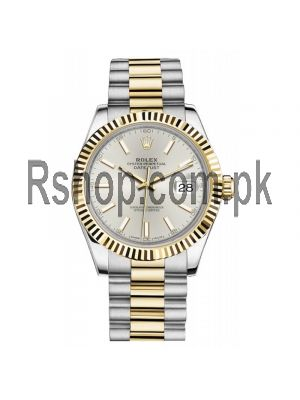 Rolex Datejust Two-Tone Watch Price in Pakistan