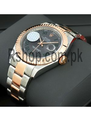 Rolex Oyster Perpetual Datejust Swiss Watch Price in Pakistan