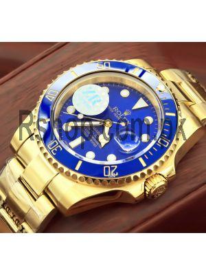 Rolex Submariner Gold Edition Watch Price in Pakistan