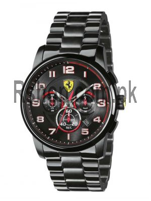 Scuderia Ferrari Heritage Chronograph Black Watch Price in Pakistan