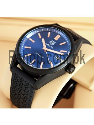 TAG Heuer Carrera Blue Dial Watch Price in Pakistan