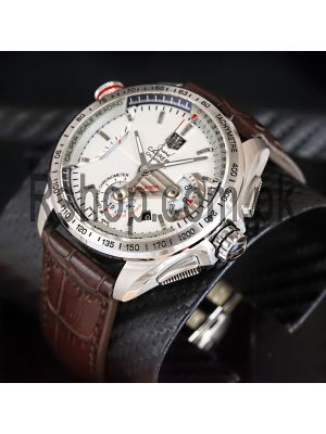 Tag Heuer Grand Carrera Calibre 36 RS Caliper Watch (Swiss Automatic Chronograph ETA7750 ) Price in Pakistan