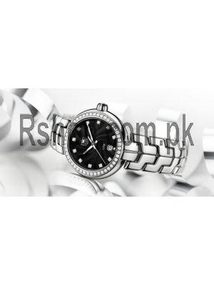 Tag Heuer Link Lady Diamond Bezel Watch Price in Pakistan