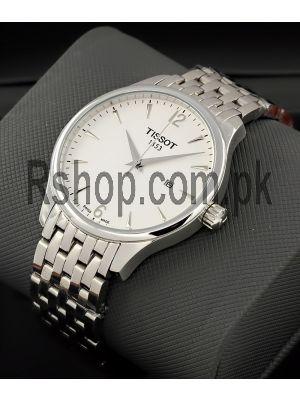 Tissot 1853 Classic Silver Mens Quartz Watch Price in Pakistan