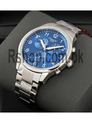Tissot Pr100 Men's Chronograph Blue Dial Watch Price in Pakistan