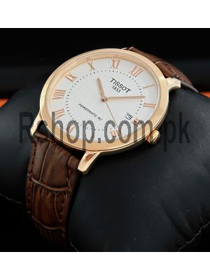 Tissot T-Classic Powermatic 80 Men 's Watch Price in Pakistan