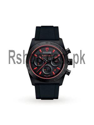 Tudor Fastrider Black Shield Watch Price in Pakistan