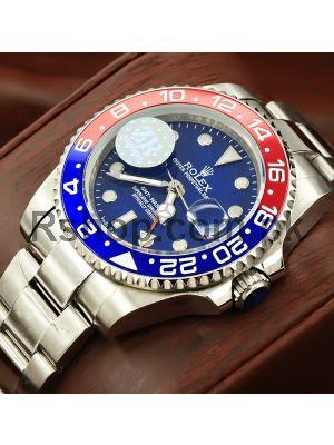 Rolex GMT-Master II Blue Dial Men's Watch Price in Pakistan